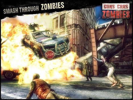 Guns, Cars and Zombies