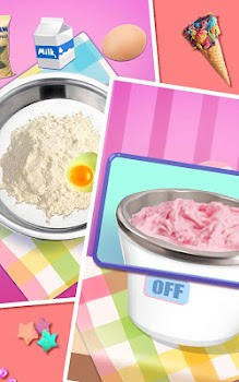 Ice Cream Maker - Summer Fun