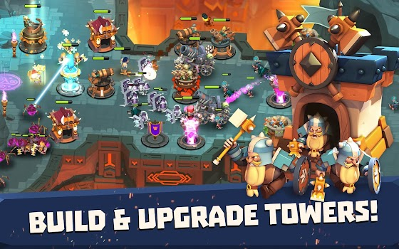 Castle Creeps TD - Epic tower defense