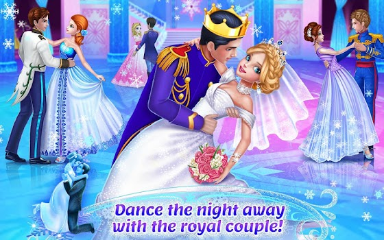 Ice princess wedding day by coco play by tabtale 19 app in ice princess wedding day fandeluxe Choice Image
