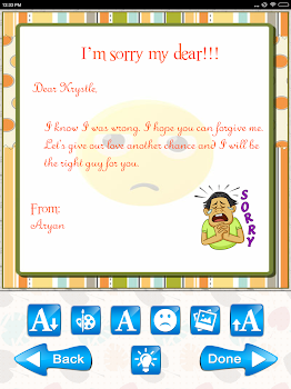 Sorry cards greetings maker by sendgroupsms bulk sms sorry cards greetings maker m4hsunfo