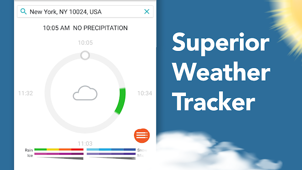 AccuWeather: Weather Radar & Live Forecast Maps