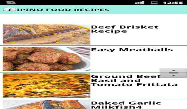Filipino food recipes by zghari apps food drink category 135 filipino food recipes forumfinder Choice Image