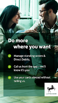 Lloyds Bank Mobile Banking: by your side