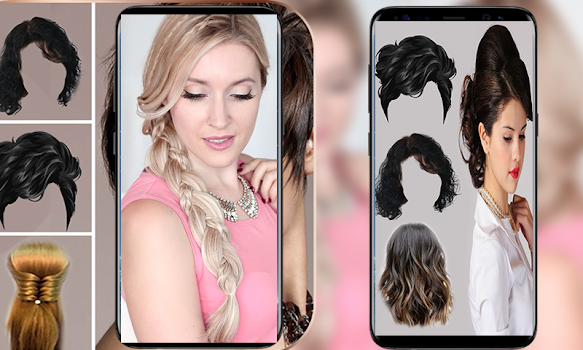 Best Hair Style For Girls Styles App 2018 By Dotcom Services