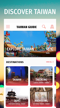 ✈ Taiwan Travel Guide Offline