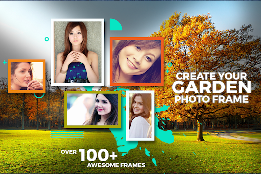 Garden Photo Frames - by Quickapps - Photography Category - 30 ...