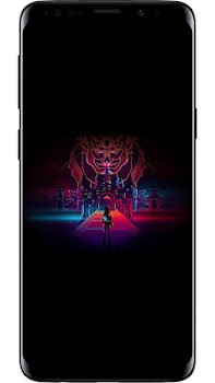S10 Live Wallpaper Hd Amoled Background 4k Free By Walloop