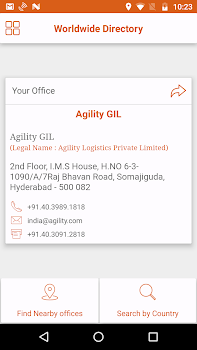 Agility Logistics - by Agility - Business Category - 81