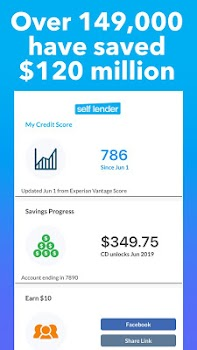 Self Lender - Build Credit While You Save