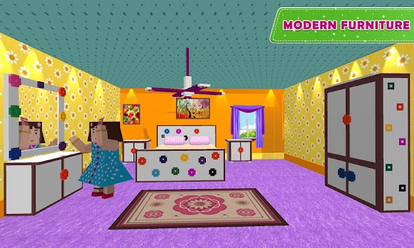 Doll House Design Decoration 2 Girls House Game By Sablo Games