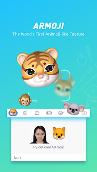 Typany Emoji Keyboard-DIY Message & Photo Keyboard