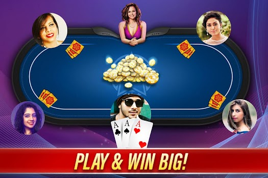 Teen Patti: 3 Patti Superstar Three Cards Poker
