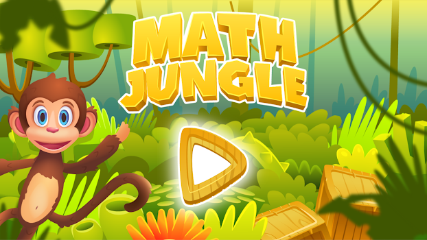 Math Jungle : 1st Grade Math