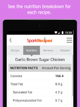 Healthy Recipes & Calculator