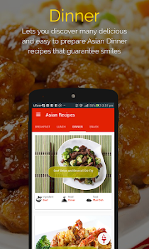 Asian recipes easy asian food recipes offline by content arcade asian recipes easy asian food recipes offline forumfinder Image collections