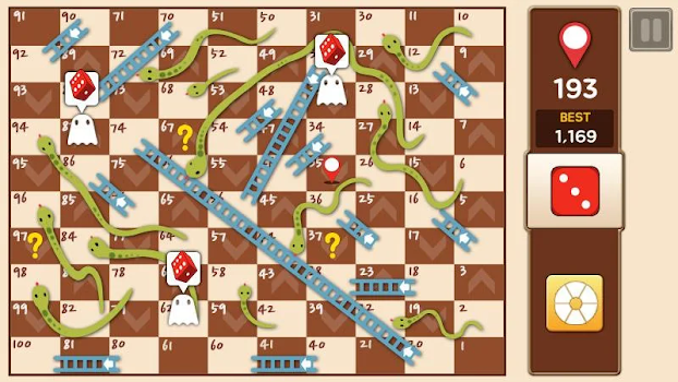 Snakes & Ladders King