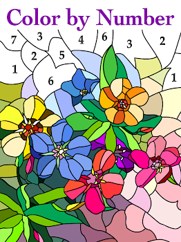 Happy Color – Color by Number