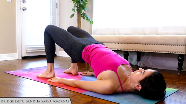 Weight loss Yoga for Beginners