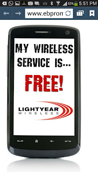 Free Mobile Phone Service.