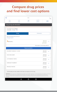 Optumrx By Optum Inc 17 App In Prescription Drug Discount