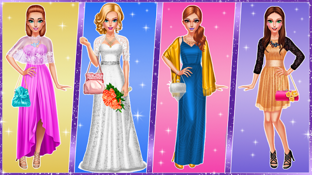 Bride and Bridesmaids - Wedding Game