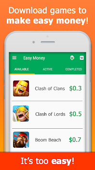 Easy Money: Earn money online and Cash out