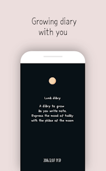 Luna Diary-journal on the moon