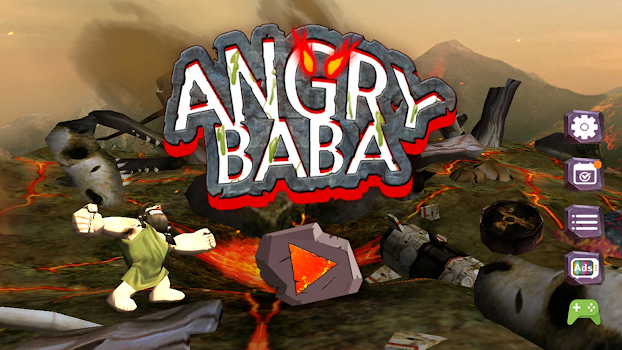 Angry BaBa: Hit & Far away