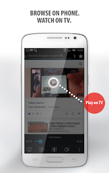 Tubio - Cast Web Videos to TV, Chromecast, Airplay
