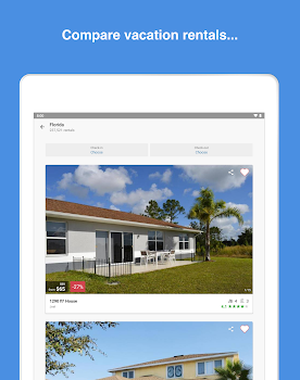 HomeToGo: Vacation Rentals & Houses