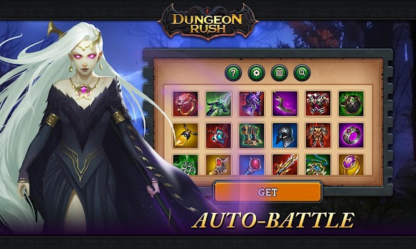 Related Apps: Dungeon Monsters - 3D Action RPG (free) - by
