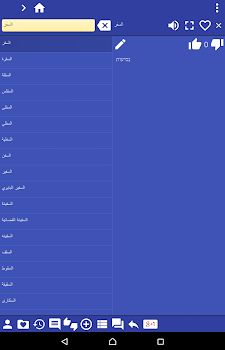 Arabic Hebrew dictionary - by Dict land - Books & Reference