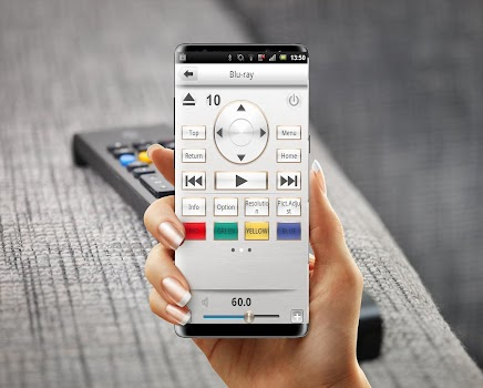 Universal Remote for All TV