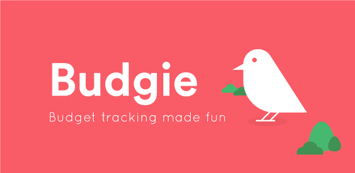 budgie budget spending tracker by stuck productivity category