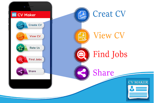 Easy CV Maker Pro Resume Maker For Fresher Jobs by Tracker Apps