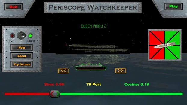 Periscope Watchkeeper - Light