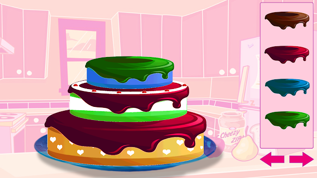 Make Happy Birthday Cakes by kemalyusuf Casual Games Category