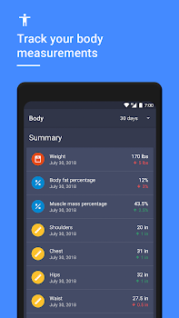 Gym Workout Tracker & Planner for Weight Lifting