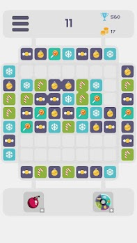 candy swipe puzzle by fa games lab puzzle games category 7