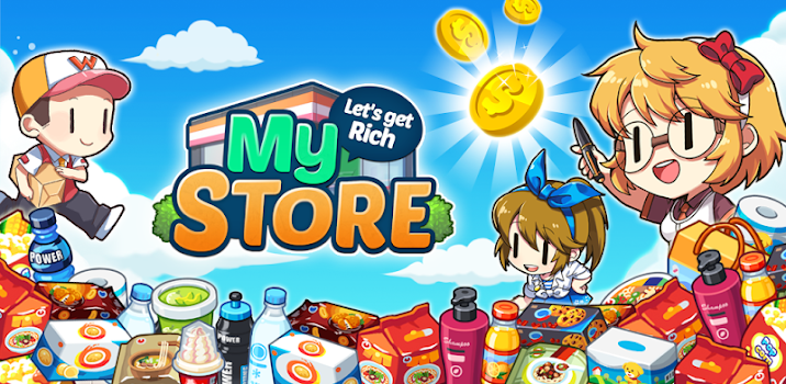 My store lets get rich by newfo games simulation games my store lets get rich fandeluxe Choice Image