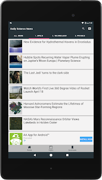 Best 10 science tech news apps appgrooves science news daily fastest science news app fandeluxe Images