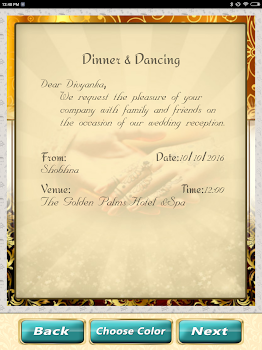 Wedding invitation cards maker marriage card app by sendgroupsms wedding invitation cards maker marriage card app stopboris Image collections
