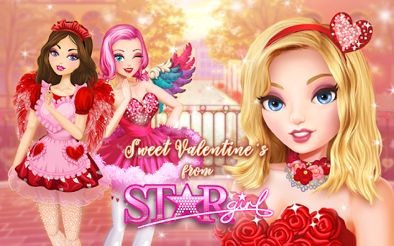 Star Girl - 🛍️Fashion 💋Makeup & 👗Dress Up