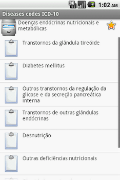 ICD-10 (for Android 2)