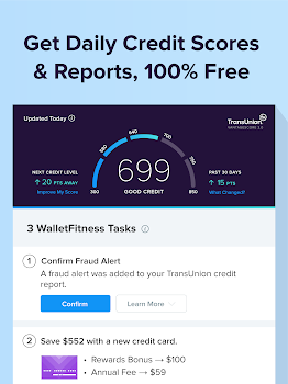 WalletHub - Free Credit Score, Report & Monitoring