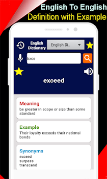 Offline English Dictionary Advanced Dictionary By Umaimaapps