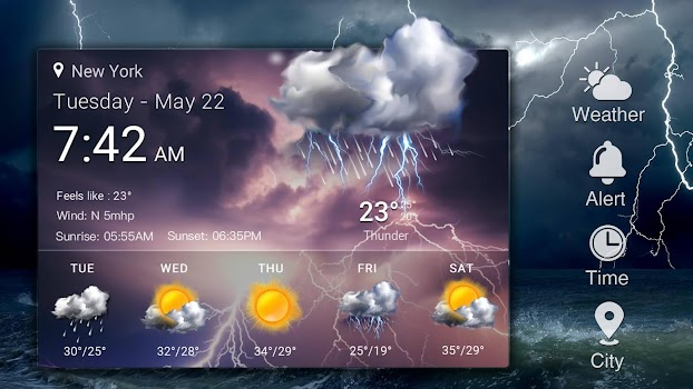 Best 10 Weather Forecast Apps - AppGrooves: Discover Best