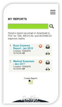 ecoslips digital receipts and expense manager by www ecoslips