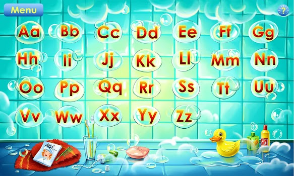 ABCD for kids - ABC Learning games for toddlers 👶